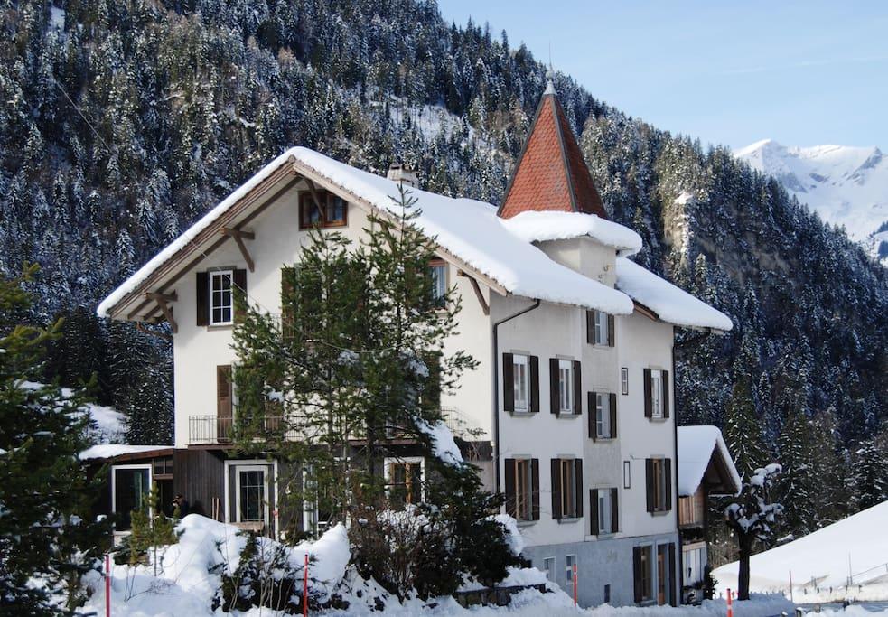 Haus Schönegg BnB