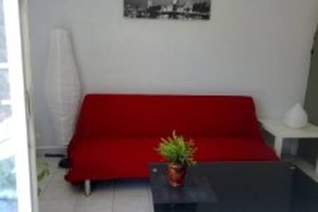 Superbe Appartement t1bis entièrement équipé - Saint-Georges-d'Orques