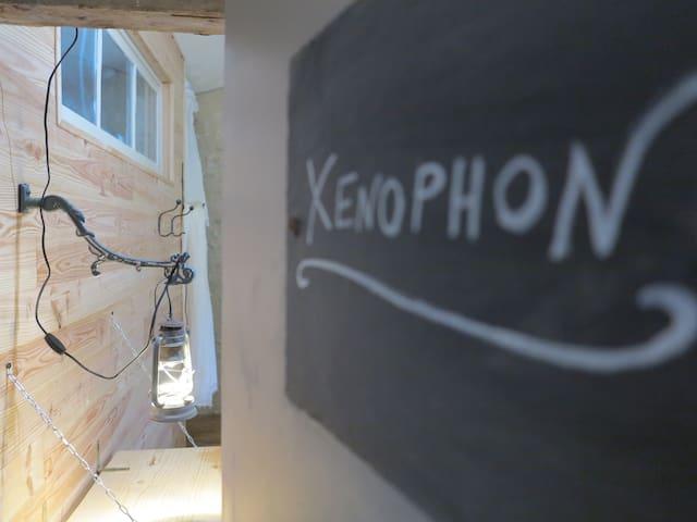 Xénophon - Domaine de Chantemerle