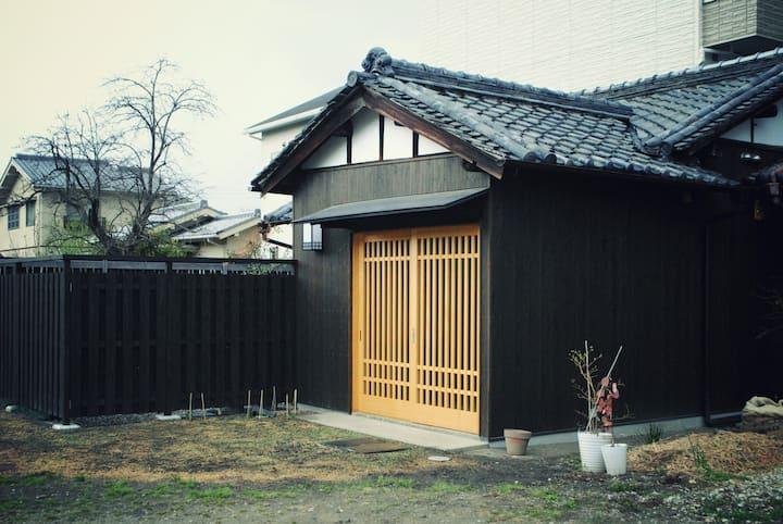 ★2019年5月OPEN★奈良町 / 町家・一棟貸し / NARAigoto EENA HOUSE