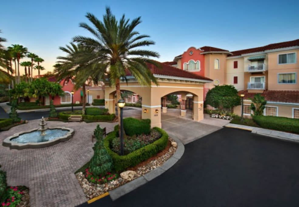 Villa In Orlando Near Disney World