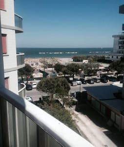 Appartamento sul mare per 6 persone - Lido Adriano - อพาร์ทเมนท์