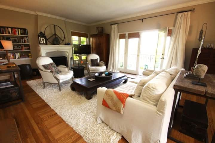 Large Home Bay View - Quiet, Private, Beautiful