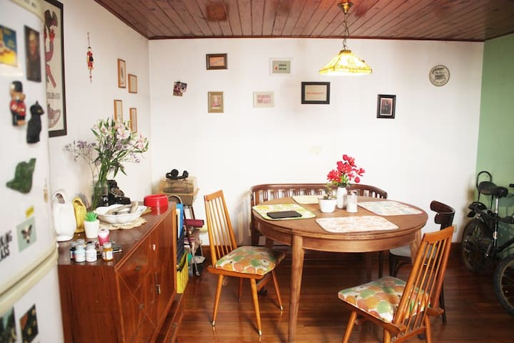 Cozy Apartment in Beautiful San Telmo - San Telmo - Apartment