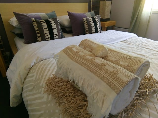 Cute 2 bdrm unit in beautiful Rangeville/unlimwifi