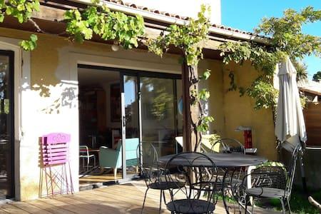 Charmante maison avec jardin - Gigean - Haus