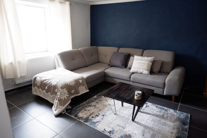 Bel appartement cosy pour séjour en amoureux