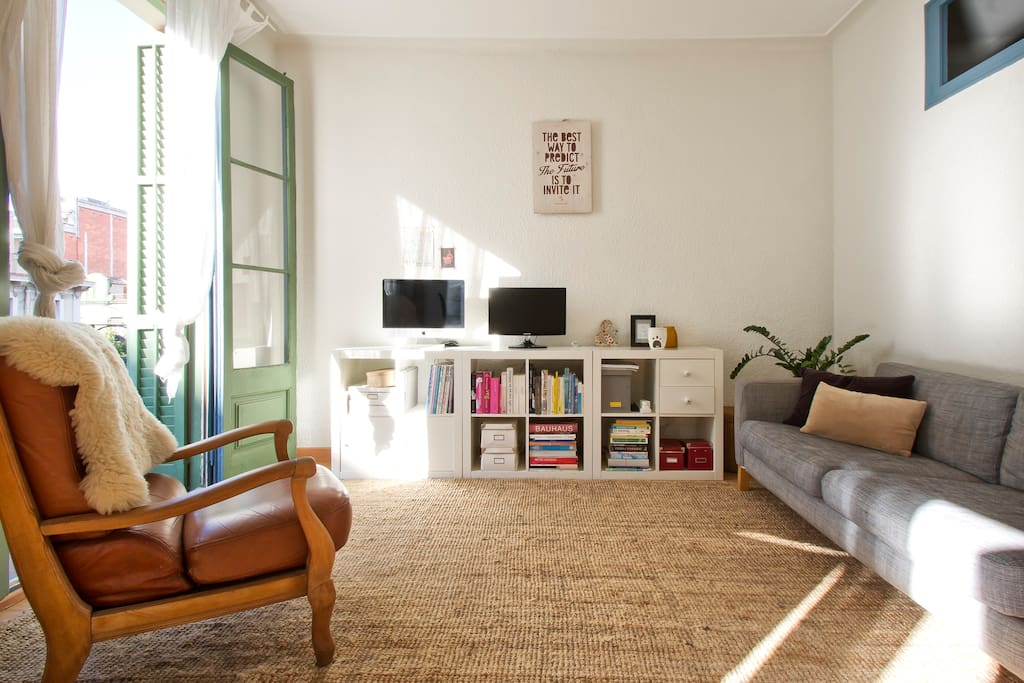 living room city center barcelona beautiful amp cozy apartment in the city centre 20097