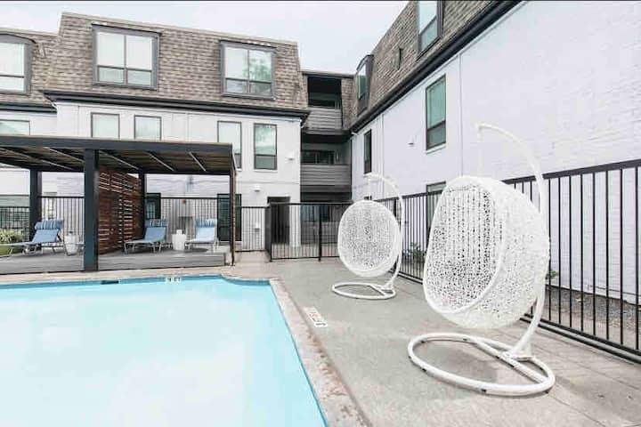 Full apartment rental