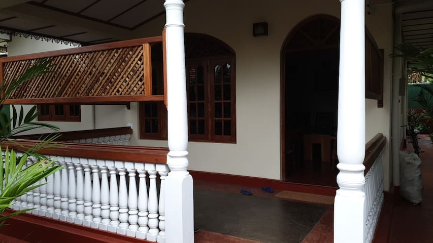 A luxurious house for rent-Beruwala