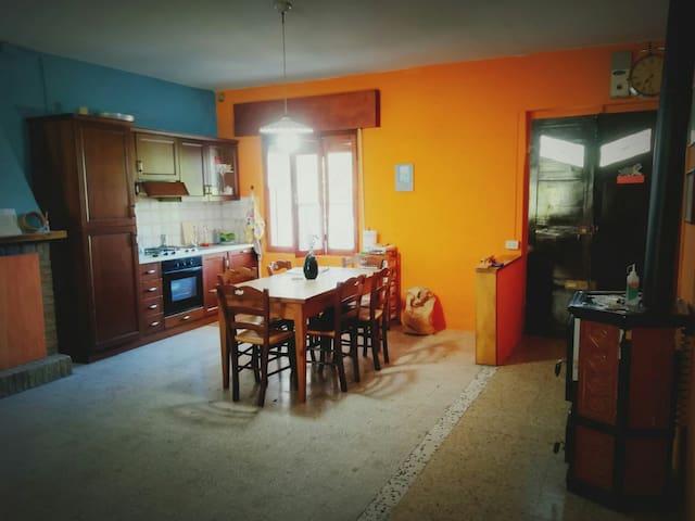 airbnb Ca'Muri stanza Riccardo