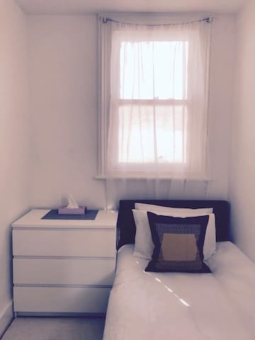 Private room central London