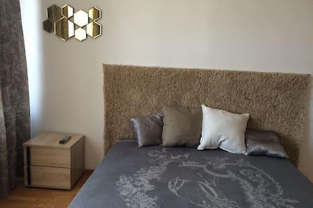 1-комн.квартира в новом комплексе, рядом Аквапарк - Apartemen