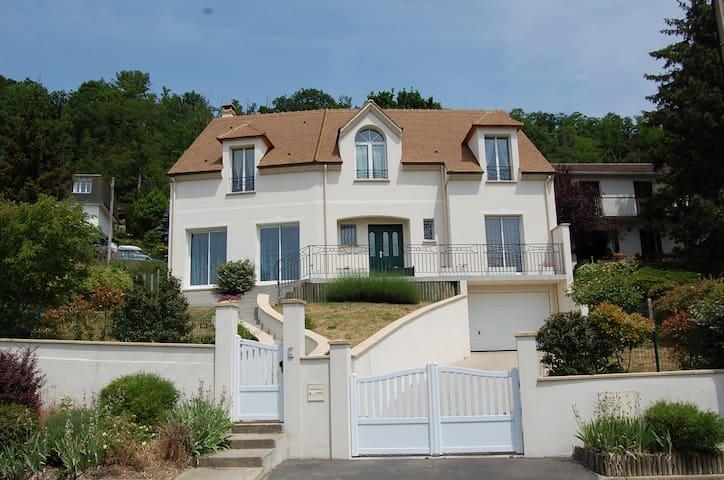 House with garden close to Paris - Palaiseau - House