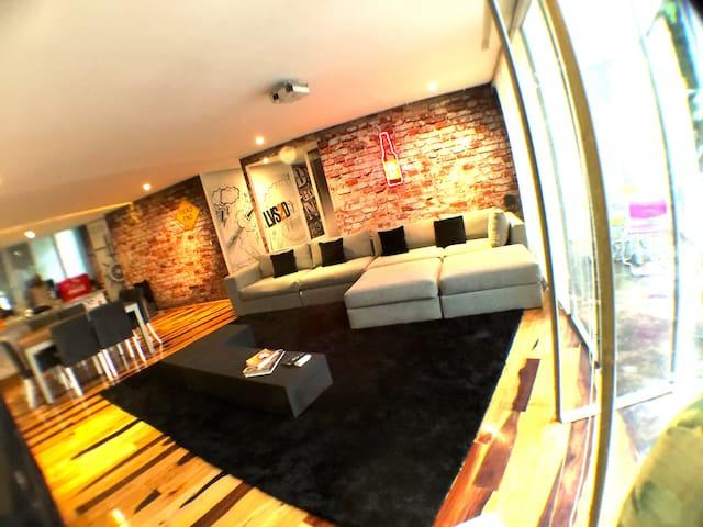 Stunning & Spacious Apartment28 - Ciudad de México - Apartament