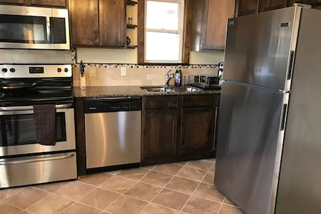 Garage apartment in the heart of OKC - Oklahoma City - Domek gościnny