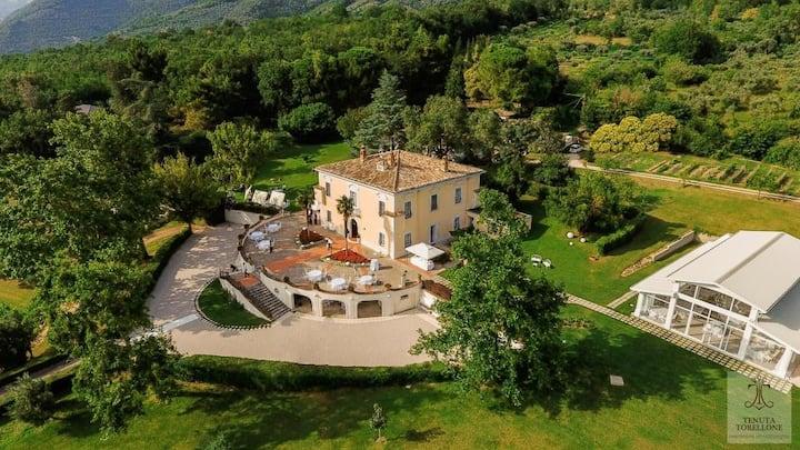 Tenuta Torellone - Villa con piscina
