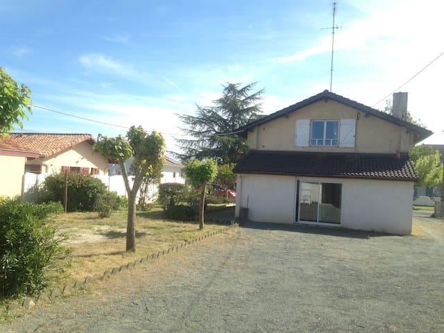 Maison de vacances Soustons Bourg