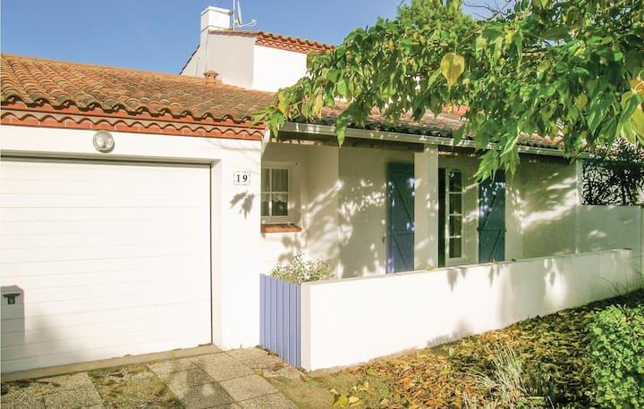 Semi-Detached with 2 bedrooms on 77m² in La Tranche sur Mer