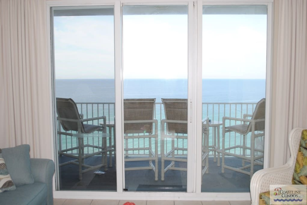 Enjoy this Amazing View from your Living Room