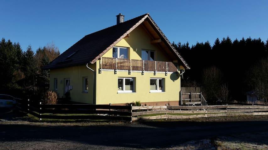 Ferienwohnung am Borntal - Bad Sachsa - Kondominium