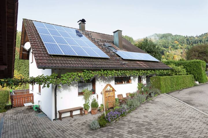 Charming Holiday Home in Lehengericht near the Forest