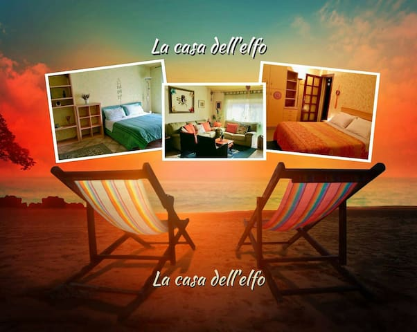 Bed & Breakfast La Casa dell' Elfo - Oristano