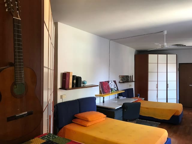Cozy studio close to Malpensa airport