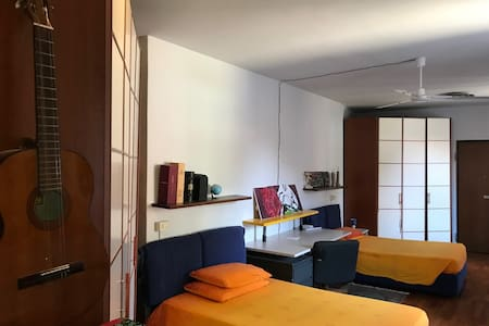 Cozy studio close to Malpensa airport