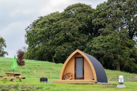 Lisnabrague Lodge Glamping Pods - The Pheasants Pen