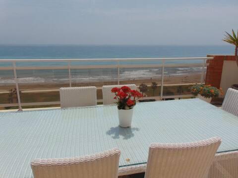 Playa Dorada 138, vista frontal