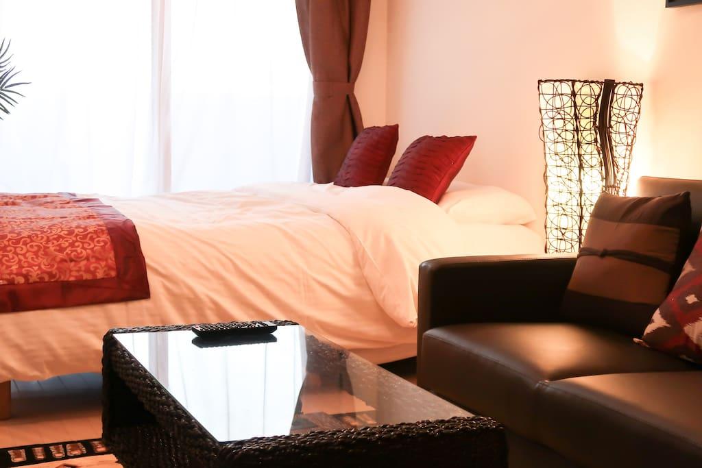 Best room in Nanba!