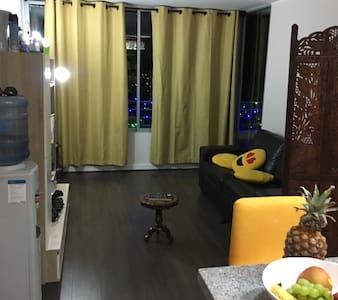 Suit privado 2 personas. Vista Cerro San Cristobal - Recoleta - Wohnung