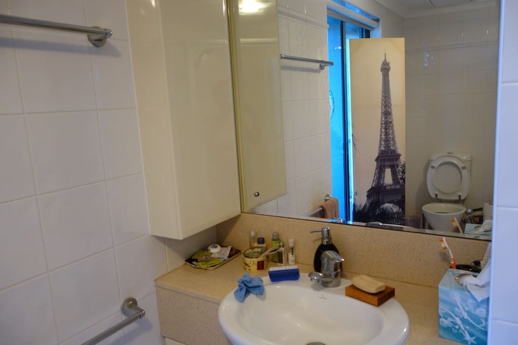 Your guest bathroom