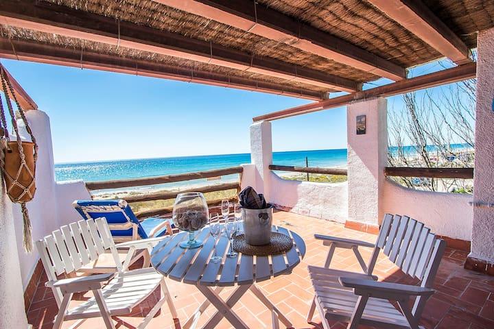 Oceanfront home in Creixell, Costa Dorada! - Puerto Romano - Villa