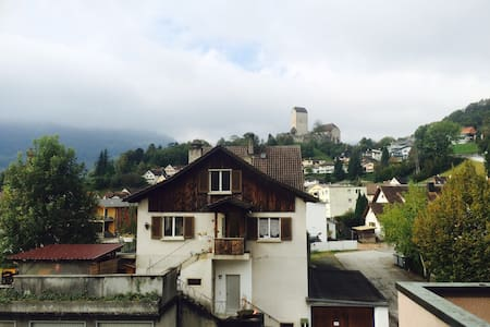 See the Castle - Sargans
