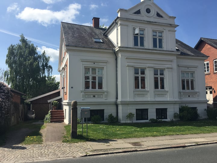 Charming City House in the Heart of Svendborg