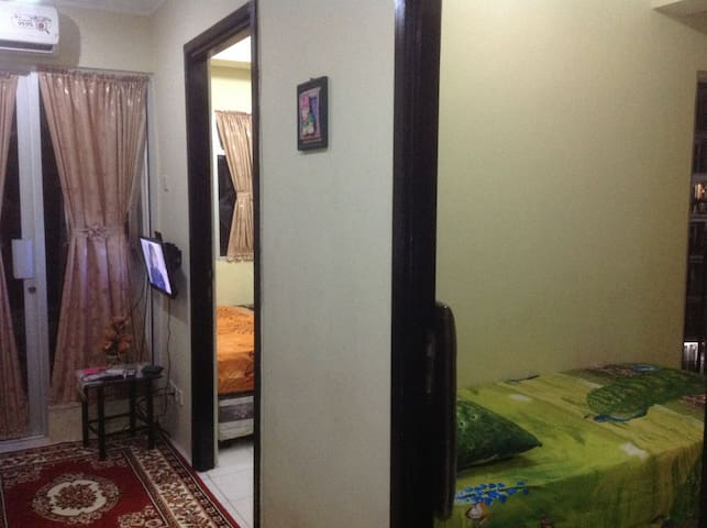 Apartemen Paragon Village - 2BR Corner, Furnished