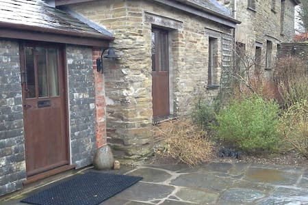 B & B, double room, en suite, barn conversion - Saint Tudy - Bed & Breakfast