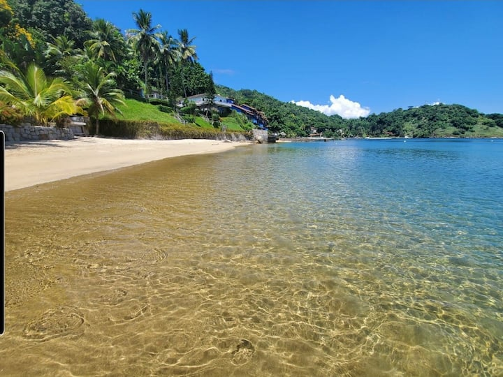 PARADISE with Private Beach !