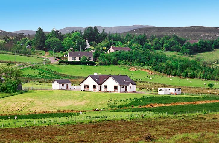 Sheiling Holidays, Wester Ross