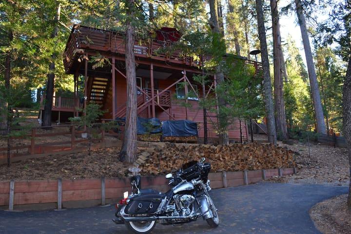 Twisted Oak Chalet-Private Room & Breakfast - Arnold - Bed & Breakfast