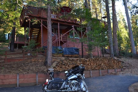 Twisted Oak Chalet-Private Room & Breakfast - Arnold - Bed & Breakfast