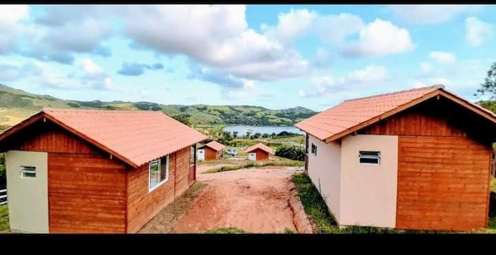 Melhor vista para Lagoa do Imarui /SC.