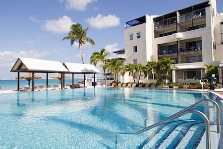 Flamingo Beach Villas- Sint Maarten - Philipsburg