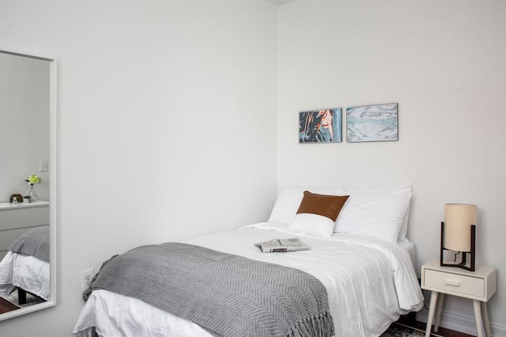 Bright and fresh BR in the heart of Harlem! 3B-3