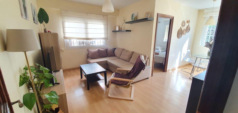 Bonito piso en el centro de Málaga