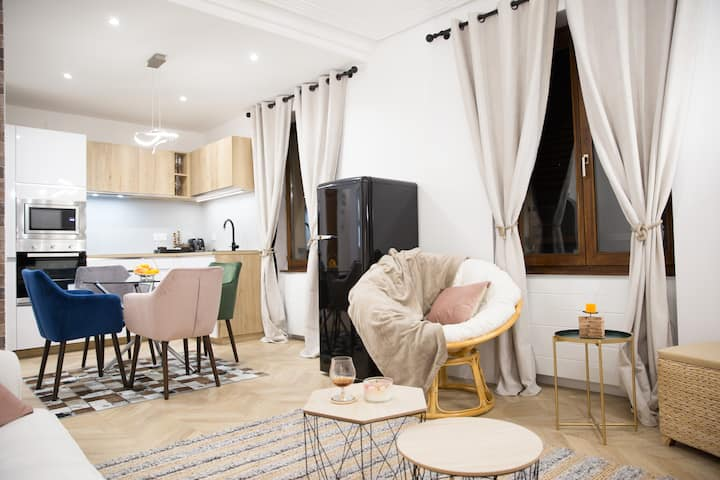 Calm and Design: 10 minutes from city center