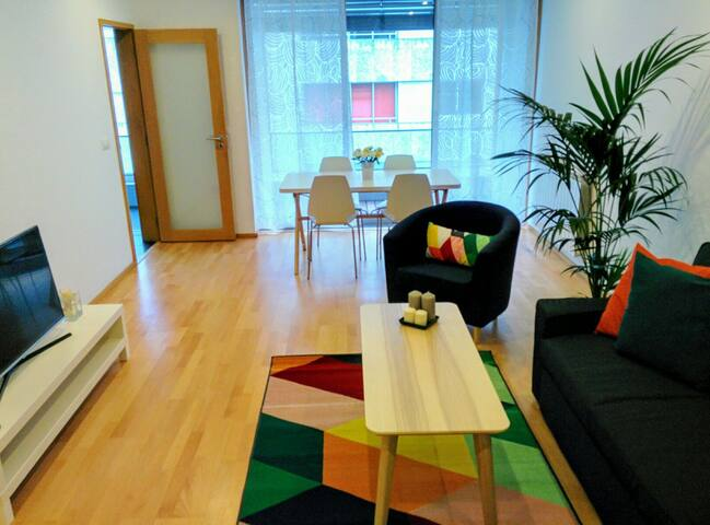 Modern, renewed apartment, close to the beach - Matosinhos