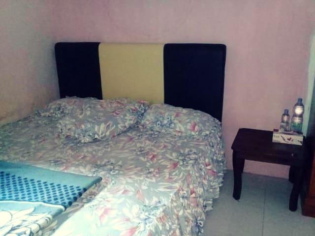 Ijen Adventure's Room